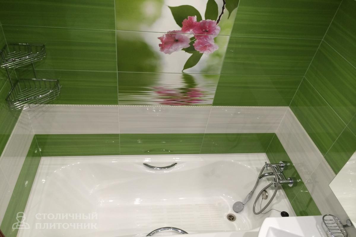Как сделать ванную без кафеля