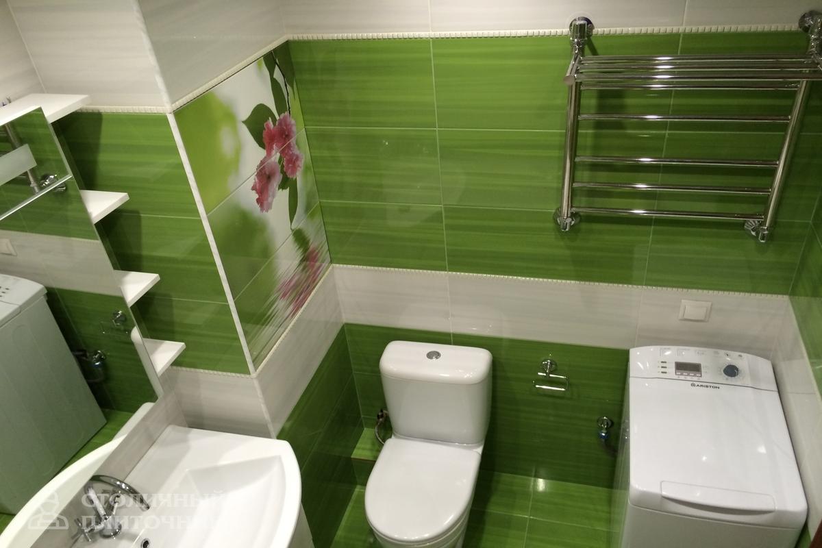 Как сделать плитка ванна и туалет